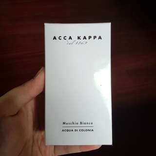 Acca Kappa muschia bianco