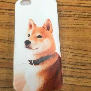 柴犬i phone 6/6s保護套