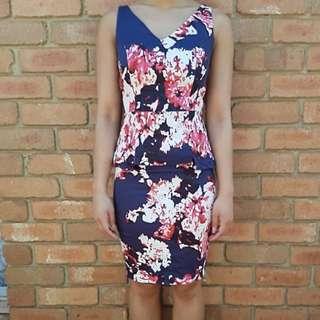 Portmans Floral Print Dress