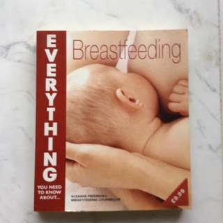 Everything You need to Know About Breastfeeding