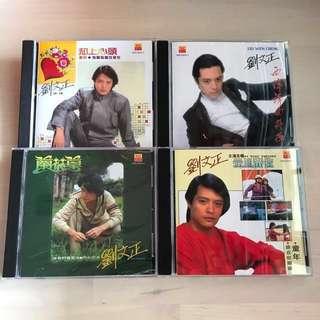 刘文正 / 劉文正 Liu Wen Zheng - 蓝花草& 却上心头CDs