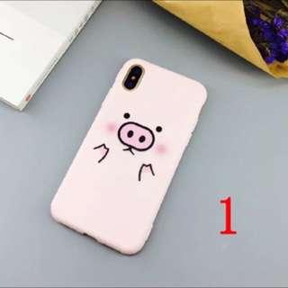 🚚 豬豬手機殼i7+