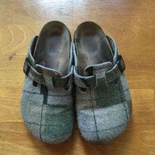 勃肯鞋 Birkenstock 已絕版 37號(24-24.5)
