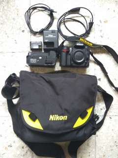 Used nikon D7000 Low Shutter Count