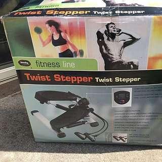 Twist Stepper