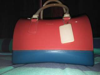 Furla Candy ThreeTone Original