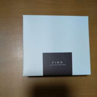 AUTHENTIC Fino Leather Card Wallet