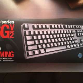 Steelseries 6GV2 Mechanical Gaming Keyboard