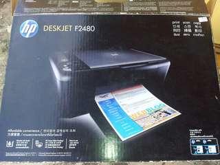 NEGOTIABLE HP Deskjet F2480 (pls read description)