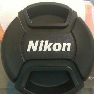 Penutup Lens kamera