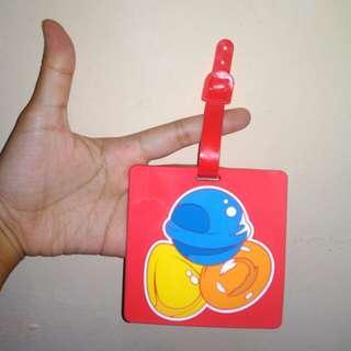 Candy crush bag/lugage tag