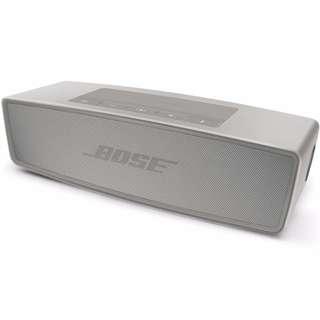 Bose SoundLink Mini Bluetooth Speaker II (Grey/Black)