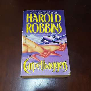 The Carpetbaggets (Harold Robbins)
