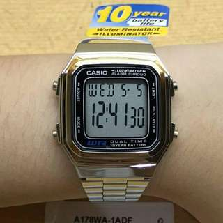 100% ORIGINAL CASIO VINTAGE WATCHES