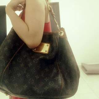 Authentic LV Galliera / 2x Installment