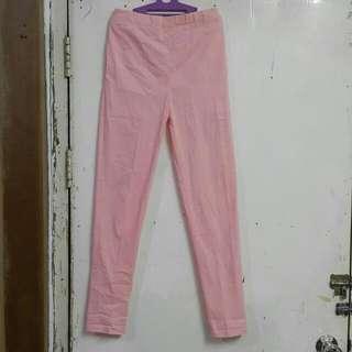 Celana Panjang PINK PASTEL