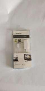 belkin - mini display port to hdmi adapter