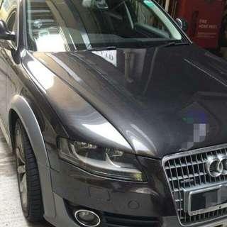 2012 Audi A4 Station Wagon