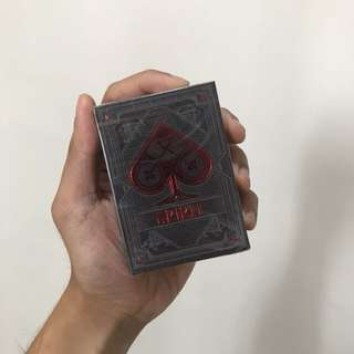 Bicycle Spirit Limited Edition Playing Cards