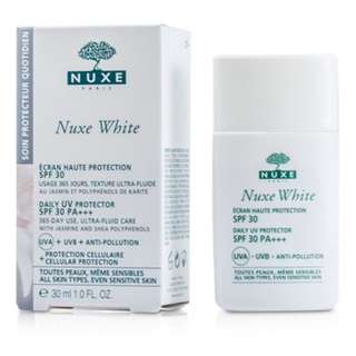 Nuxe White Daily UV Protector SPF 30PA+++ (30ml)