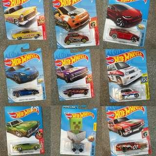 🆕⭐hotwheels / hot wheels collectibles