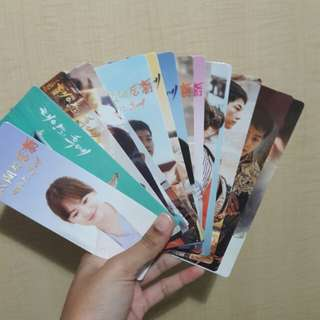 Descendents Of The Sun Bookmarks