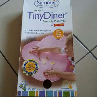 summer防水餐墊