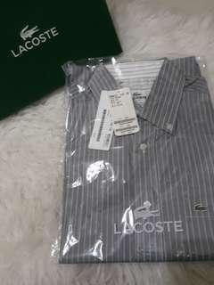 🚚 Lacoste鱷魚名牌♂️男襯衫