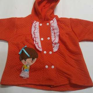 Jaket Baby Up to 12 Months