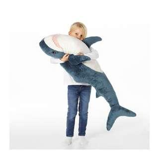 BLAHAJ soft toy shark