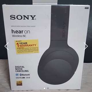 Sony MDR-100ABN Noise Cancellation Headset