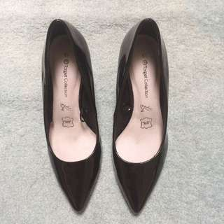 Target collection heel