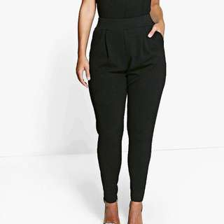 Black Pleated Dress Pants (BNWT)!
