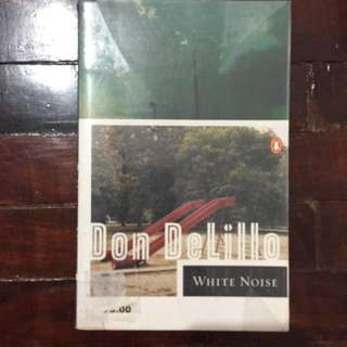 White Noise - Don Dellilo
