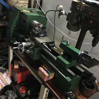 3 ft Mini Lathe machine