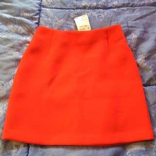 Obral Mini Skirt H&M