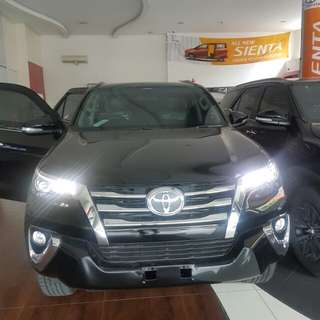 Fortuner Vrz At Diesel