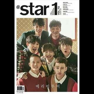 BTOB A STAR MAGAZINE JAN 2018
