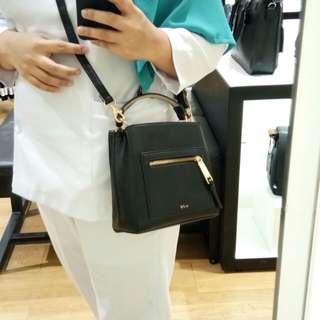 Authentic Aldo bag black sling bag