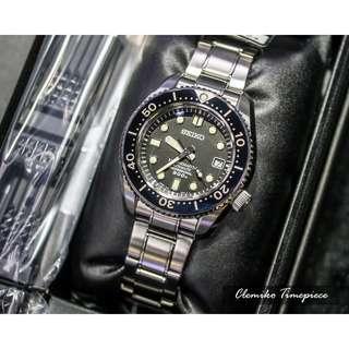 "SEIKO Prospex  Marin master Diver's 300m ""SBDX017""(雫石高級時計工房 / 大MM / 8L35 / 一體成型錶殼 /日本版 )(可簽卡/可分期/現金交易)12/26"