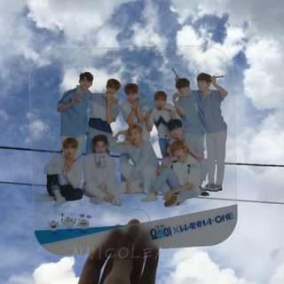 Wanna One Official Yohi Hand Fand