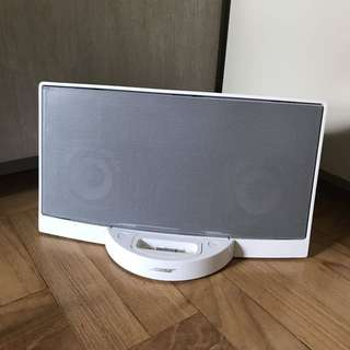 Bose SoundDock speaker with bluetooth Noo acne device free