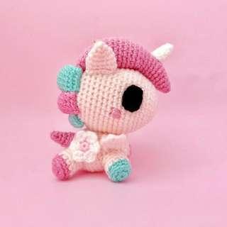 Spring Dreams Crochet Doll (Regular/Mini)