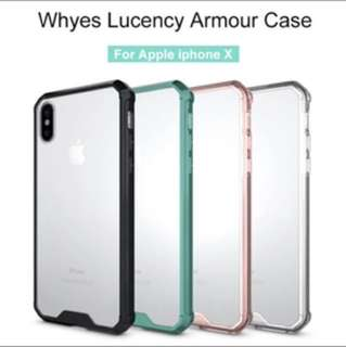 iPhone X phone case good quality and perfect condition