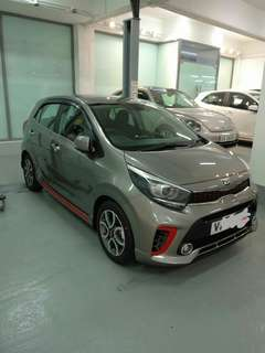 KIA Morning Sport GTLine 2017