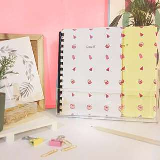 2018 Journal Notebook Collection by Case IT
