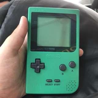 Gameboy pocket jp ver*