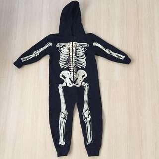 Skeleton Jumpsuit