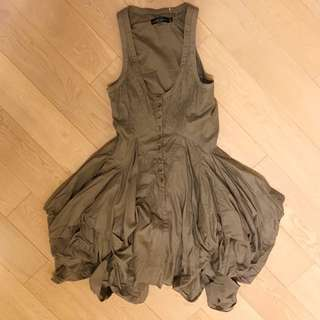 英國All Saints parachute dress 連身裙