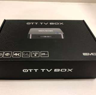 OTT TV Box EM95x